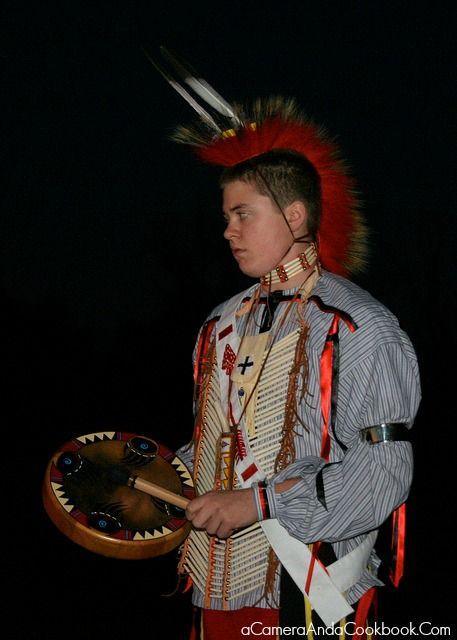 Arrow of Light Ceremony 2009