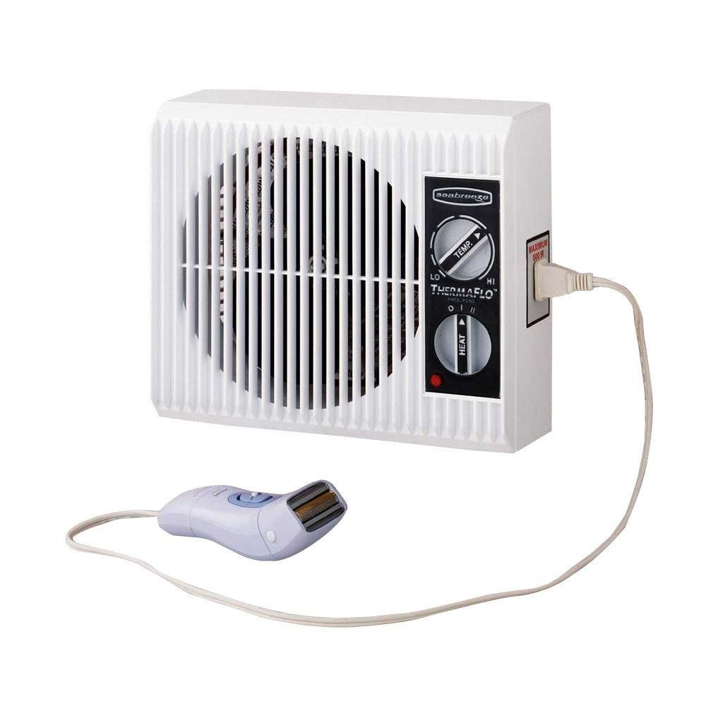 Portable Electric Heater Features 1500watt Outlet And Thermaflo Technology White Read More Portable Heater Portable Electric Heaters Space Heater