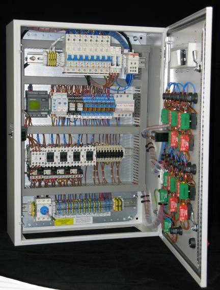 Pin By Agussetyou On Panel Listrik In 2020 Electrical Wiring Control Panels Home Electrical Wiring