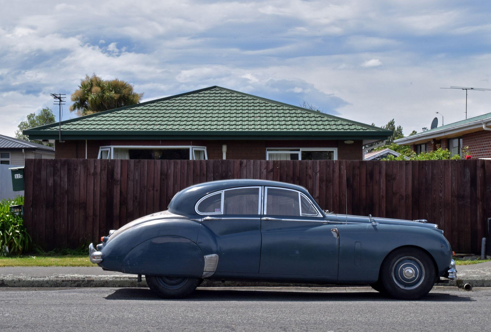 1952 Jaguar MkV11 Christchurch, New zealand, Jaguar