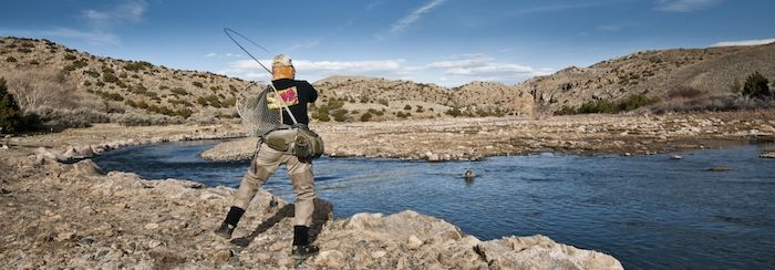 North platte fly fishing report for Miracle mile fishing report
