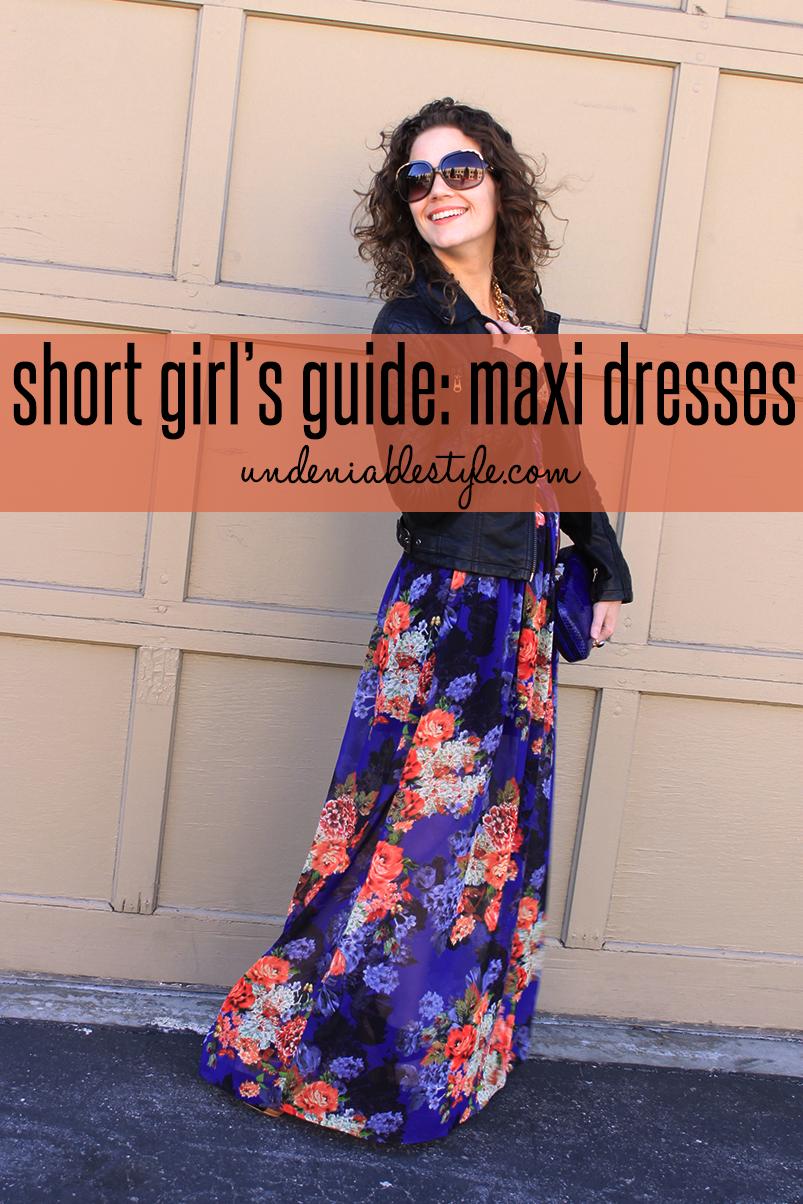 Short stuff  Petite maxi dress, Short girl fashion, Short girl