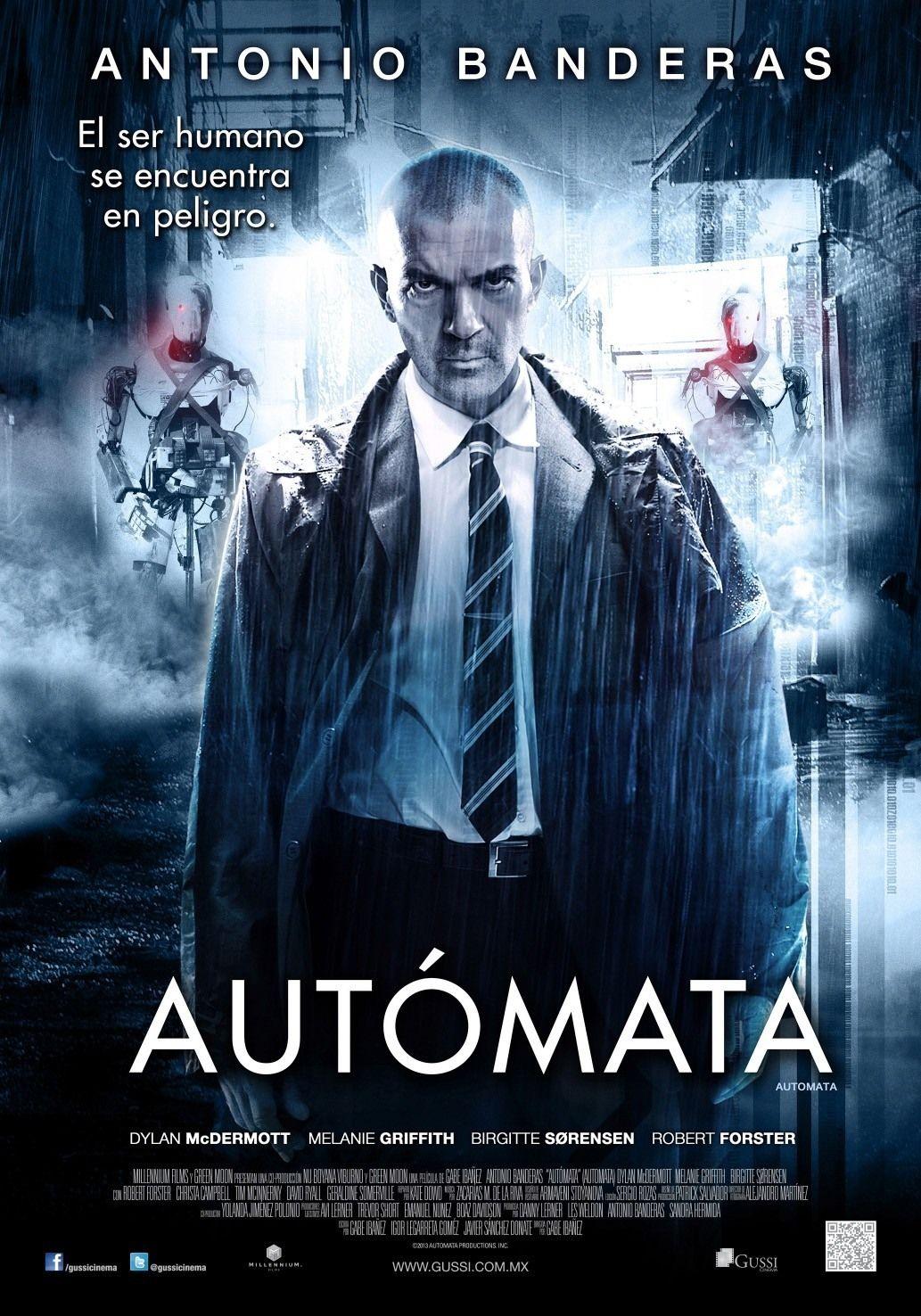 Automata (Gabe Ibáñez), 2014