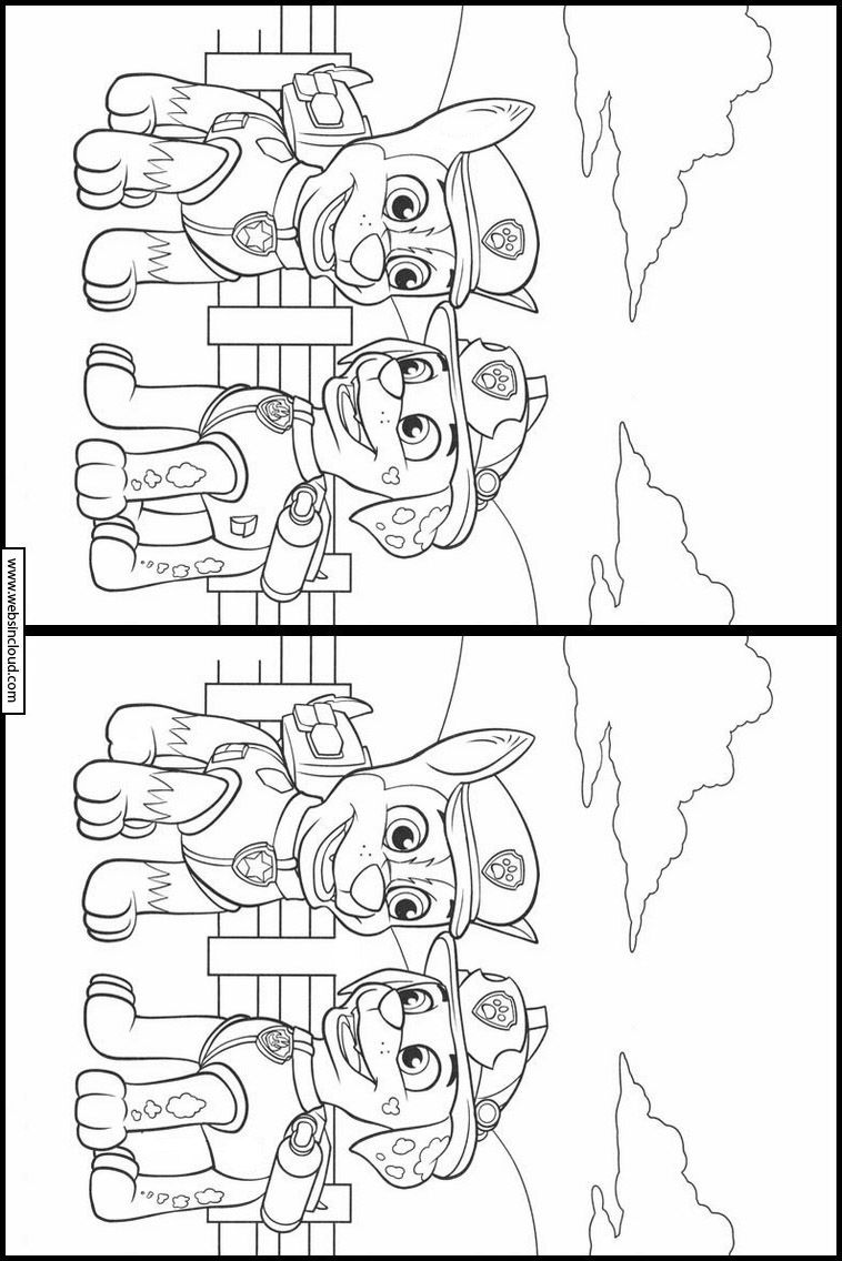 Paw Patrol 12 Printable Find The Differences Activities For Kids Kindergarten Worksheets Paw Patrol Printable Preschool Worksheets [ 1136 x 758 Pixel ]