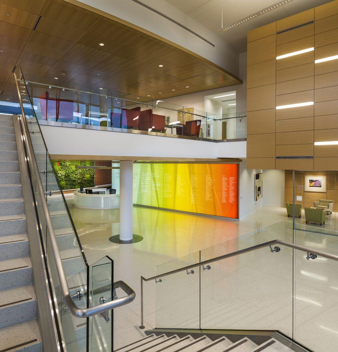 ballinger interior design healthcare lancaster general hospital rh pinterest com