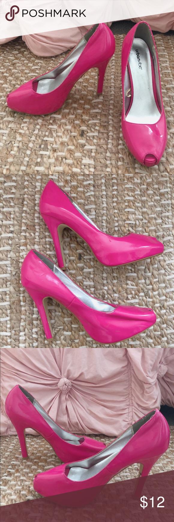 Hot pink heels | Pink heels, Hot pink