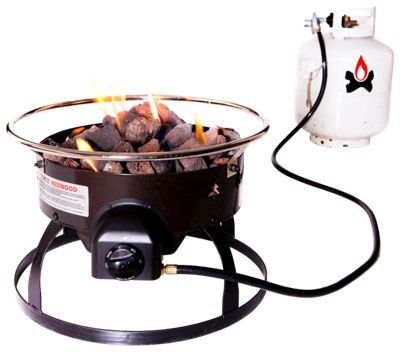 Camp Chef Redwood Fire Pit Portable Propane Fire Pit Fire Pit Food Portable Fire Pits