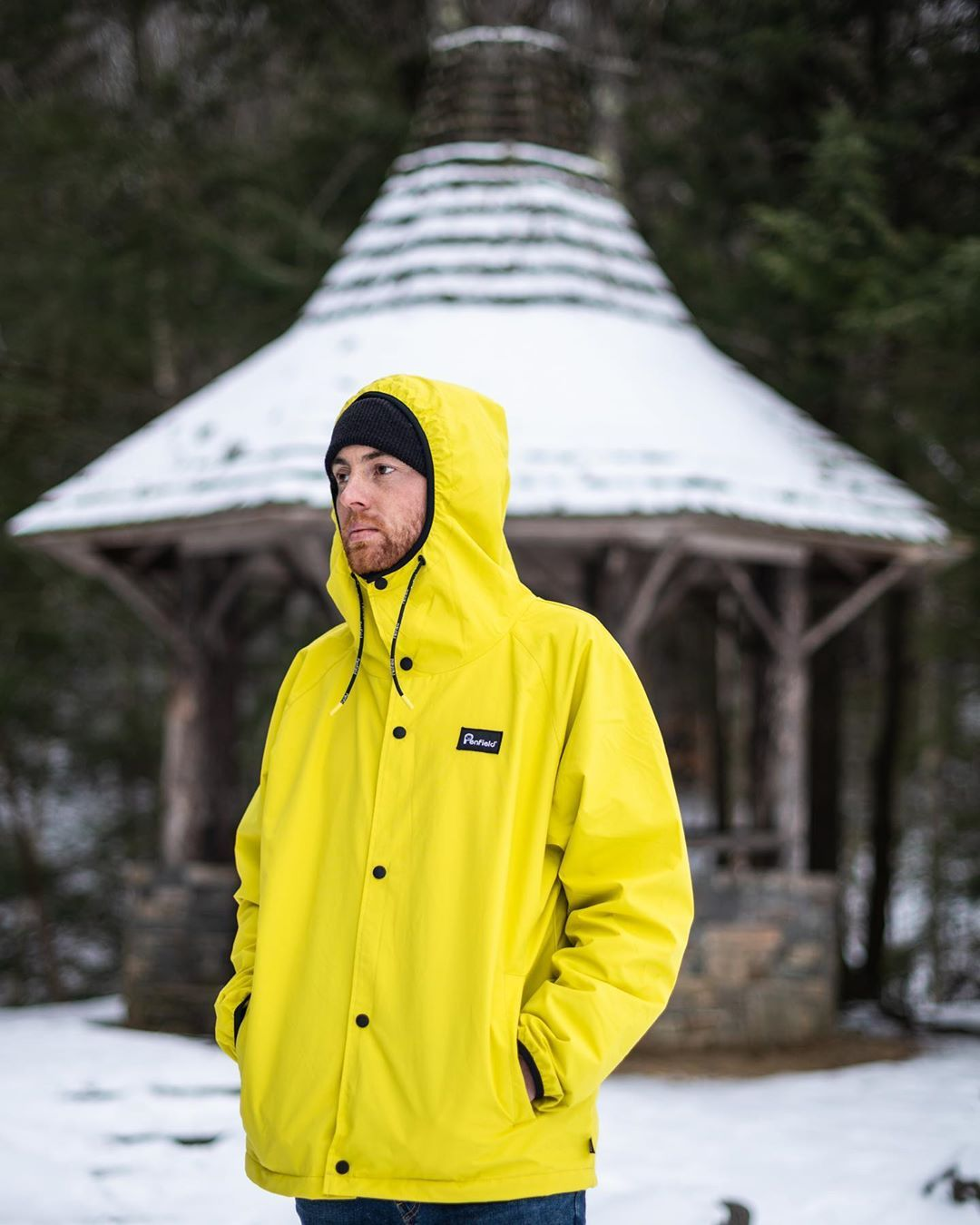 Stay Cool But Protected In Our Verbank Jacket Complete With Adjustable Hood And Hand Warmer Pockets Nathanaelasaro Penfield Verbankjacket Explore [ 1350 x 1080 Pixel ]