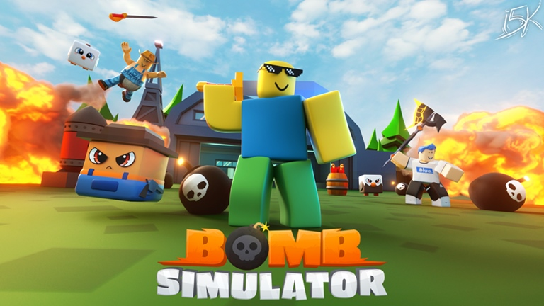 4 X10 Coins Bomb Simulator Roblox Roblox Game Codes Simple Game