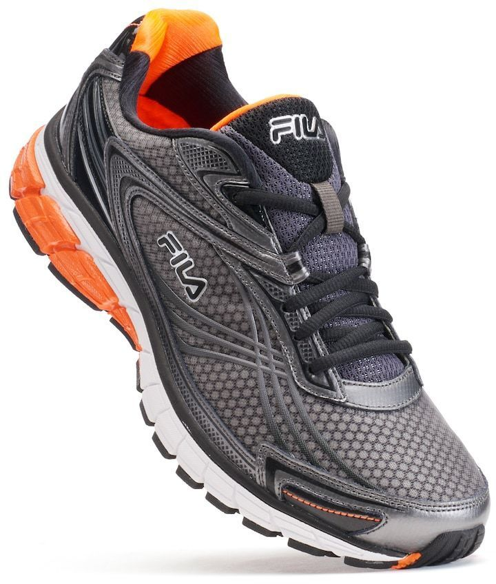 0a2d0acf1a Fila Nitro Fuel 2 Energized Men s Running Shoes - Endorsed by Shaun ...