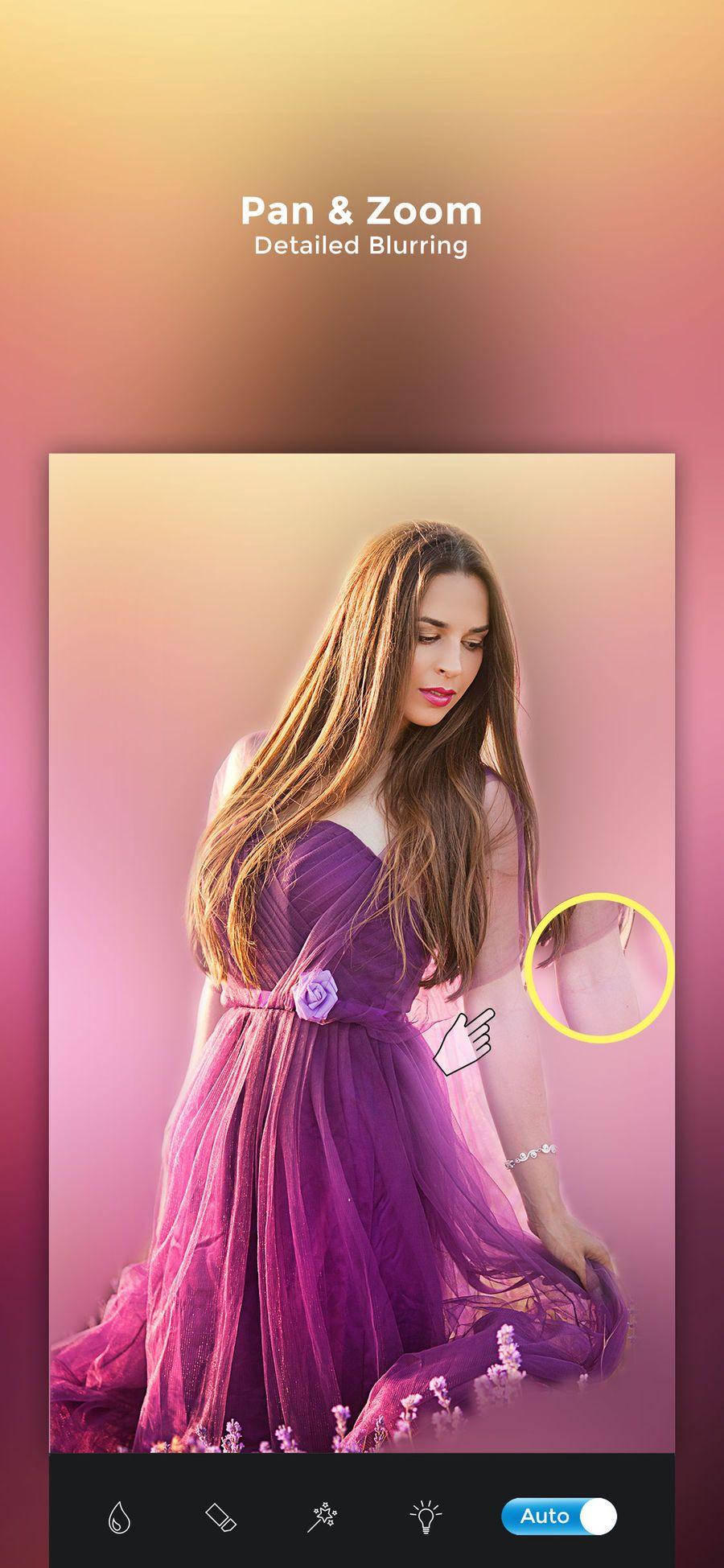 Blurtic blur photo background limitedprivateamp