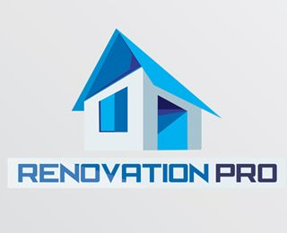 Beautiful Renovation Pro Is A House, Home, Renovation, Real Estate Logo From Designer  Shane. Part 26