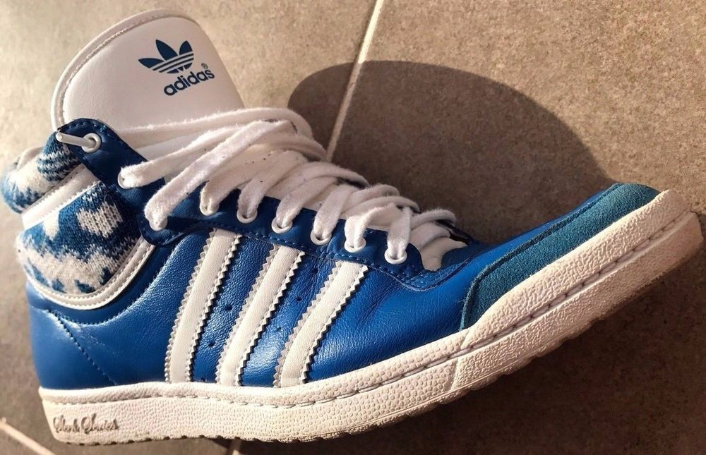 Shoes Blue Adidas Classic Vintage S White Women's Snickers