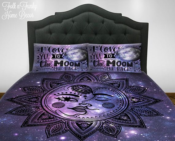 Celestial Bedding, Comforter Set or Duvet Cover , Twin