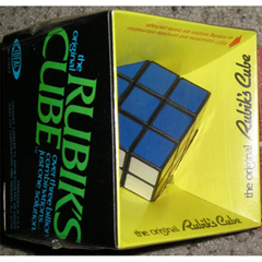 Man was I excited to get this as a kid. Until I tried to solve it. You know how I solved it? Peeled the stickers off and put them back on so they matched. If you or someone you know did not do this, or pop it apart and put it back together to solve it, you lie. LOL.