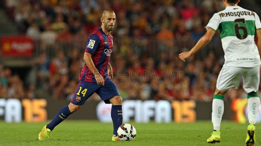 FC Barcelona - Elche (3-0) | FC Barcelona