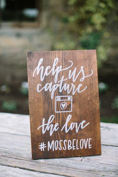 18 Wedding Hashtag Ideas The Internet S Maid Of Honor Wedding Signs Wedding Hashtag Diy Wedding