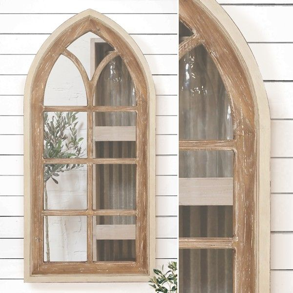 Bring some french country to your home decor with our for Window arch wall decor