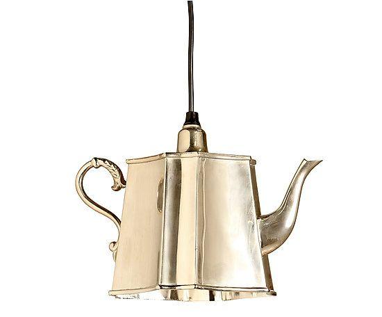 Pendente Charm Teapot - Bivolt
