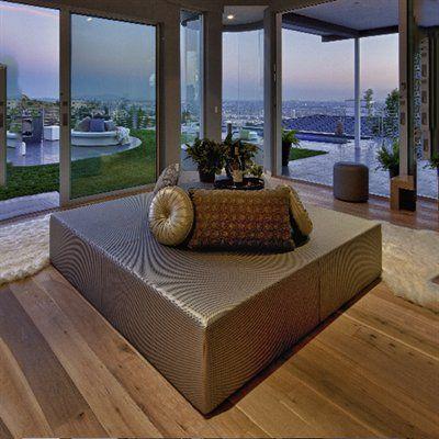 La Fete Designs PLAY PAD 7 Outdoor Square Resort Bed