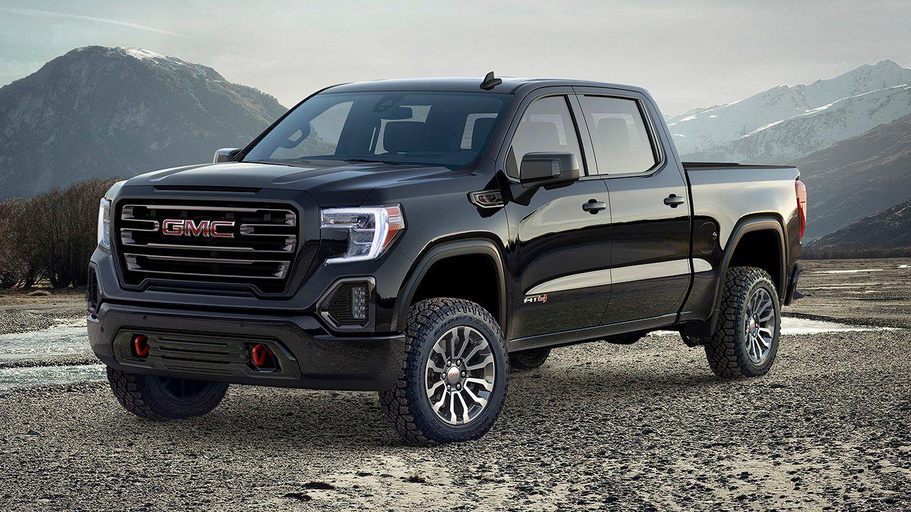 Fox News Gmc Sierra At4 Takes Professional Grade Pickups To New Heights Gmc Trucks New Trucks Gmc Sierra