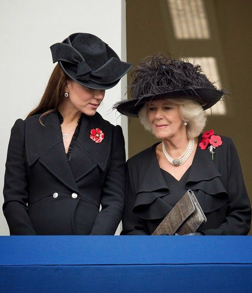 """No one thinks you're pretty."" #katemiddleton #camilla #katefestdotcom"
