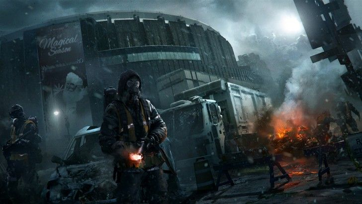 Download Tom Clancys The Division Game Hd Wallpaper Art 1920x1080