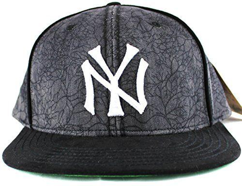 6dac2a78a95 American Needle New York Yankees MLB Cap Snapback Black A... https ...