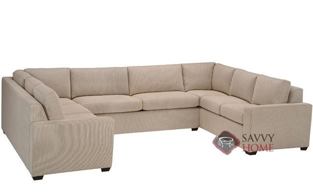 Geo U Shape True Sectional With 2 Cushion Condo Earth Designs Sofa By Lazar Sofa Design U Shaped Sectional Sofa Sectional
