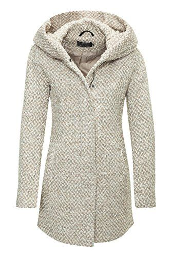 5713028888875    Only  Damen  Wollmantel  Kurzmantel  Winterjacke  (XS,   Simply… 35f88569b9
