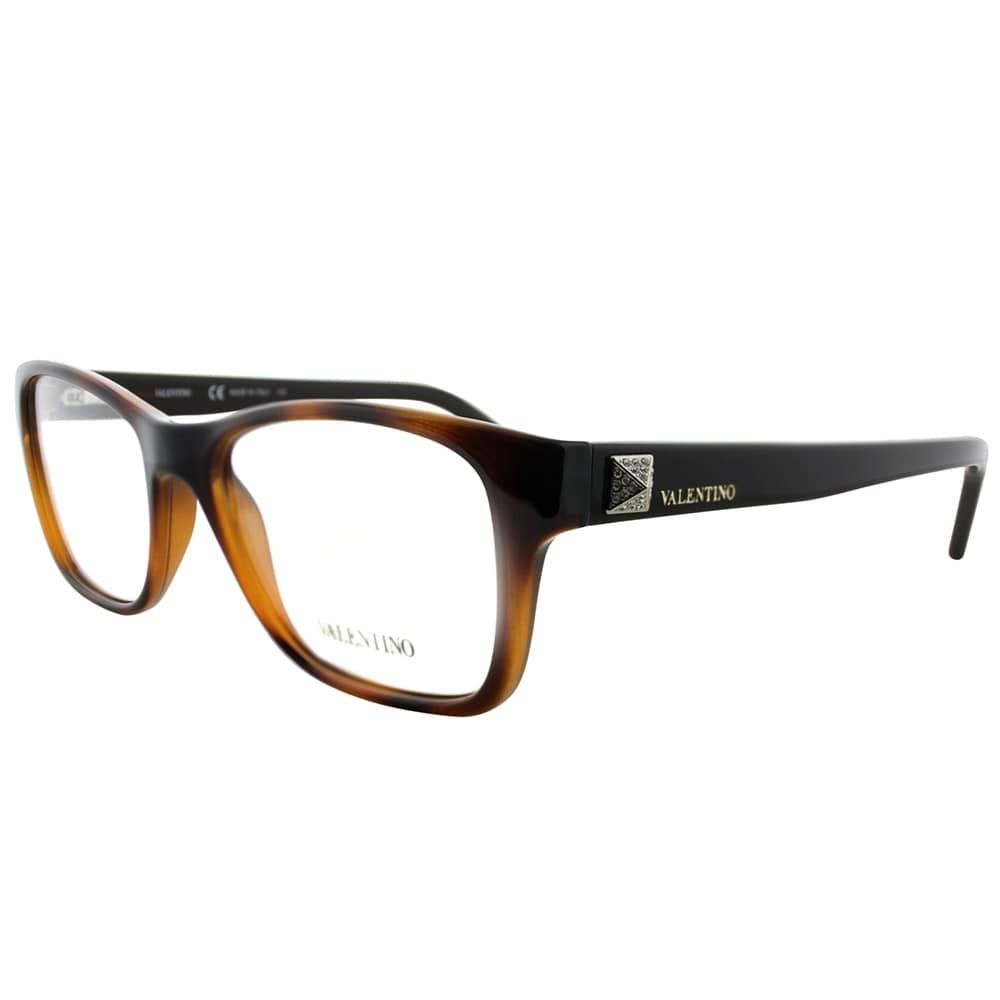 372c3a052d9 Valentino Rectangle V2696R 725 Women Blonde Frame Eyeglasses ...