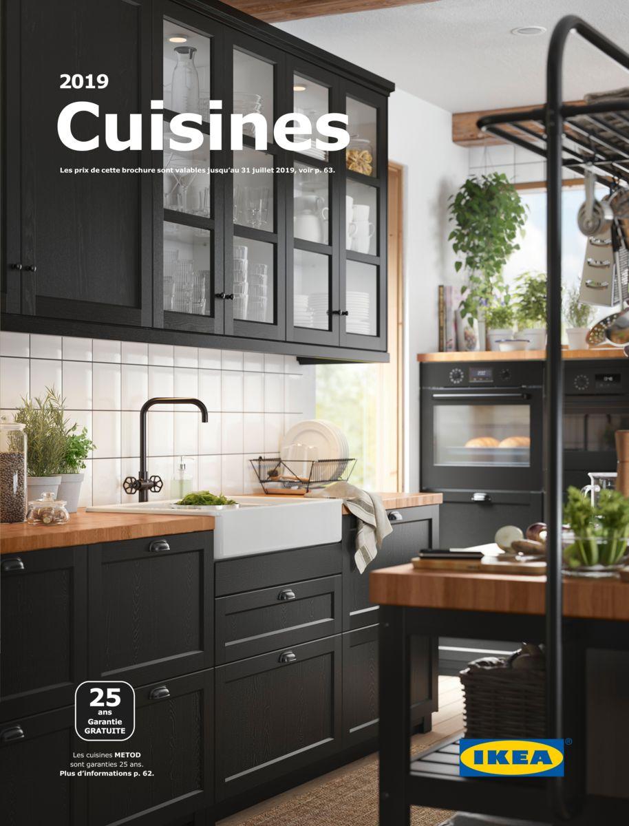 Cuisines 2019 Brochure Cuisines Ikea 2019 Cuisine Moderne Cuisine Ikea Noire Cuisine Ikea