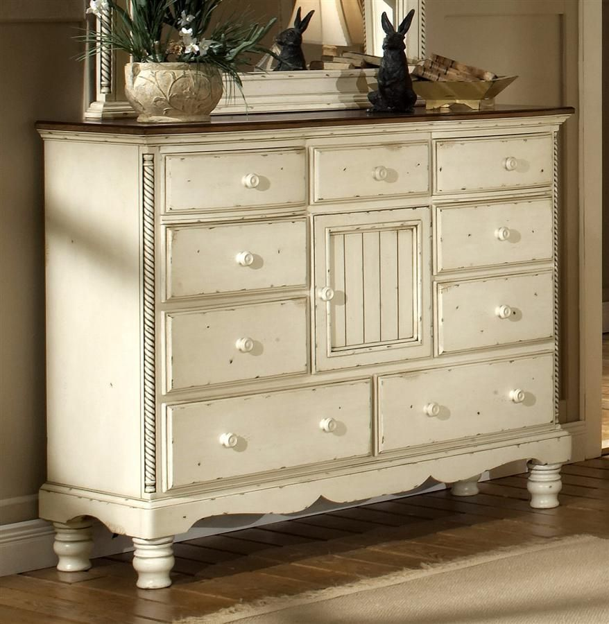 Traditional Mule Chest Drawers Antique Wilshire