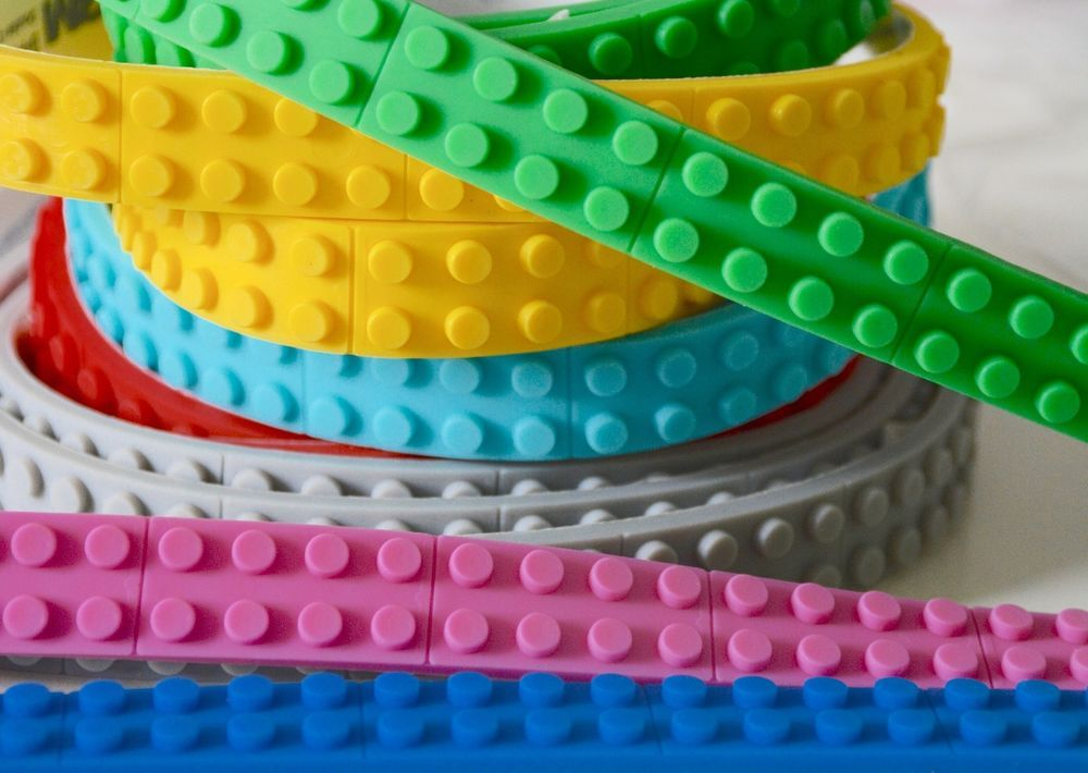 1M Block Tape LEGO Compatible UK Seller FREE P&P Sticky Lego Tape 10 ...