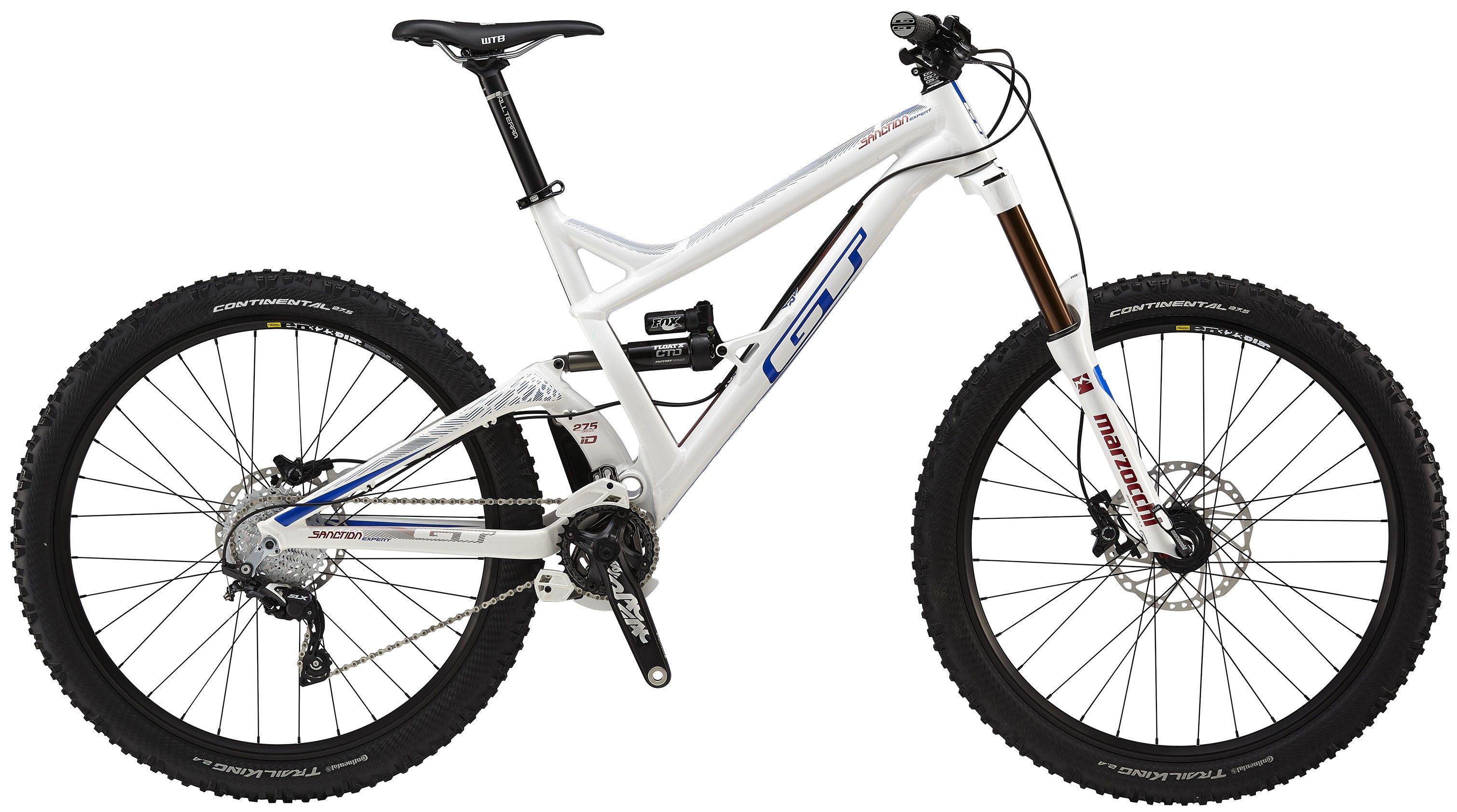 Sanction Expert Gravity Mountain Bikes Mountain Biking
