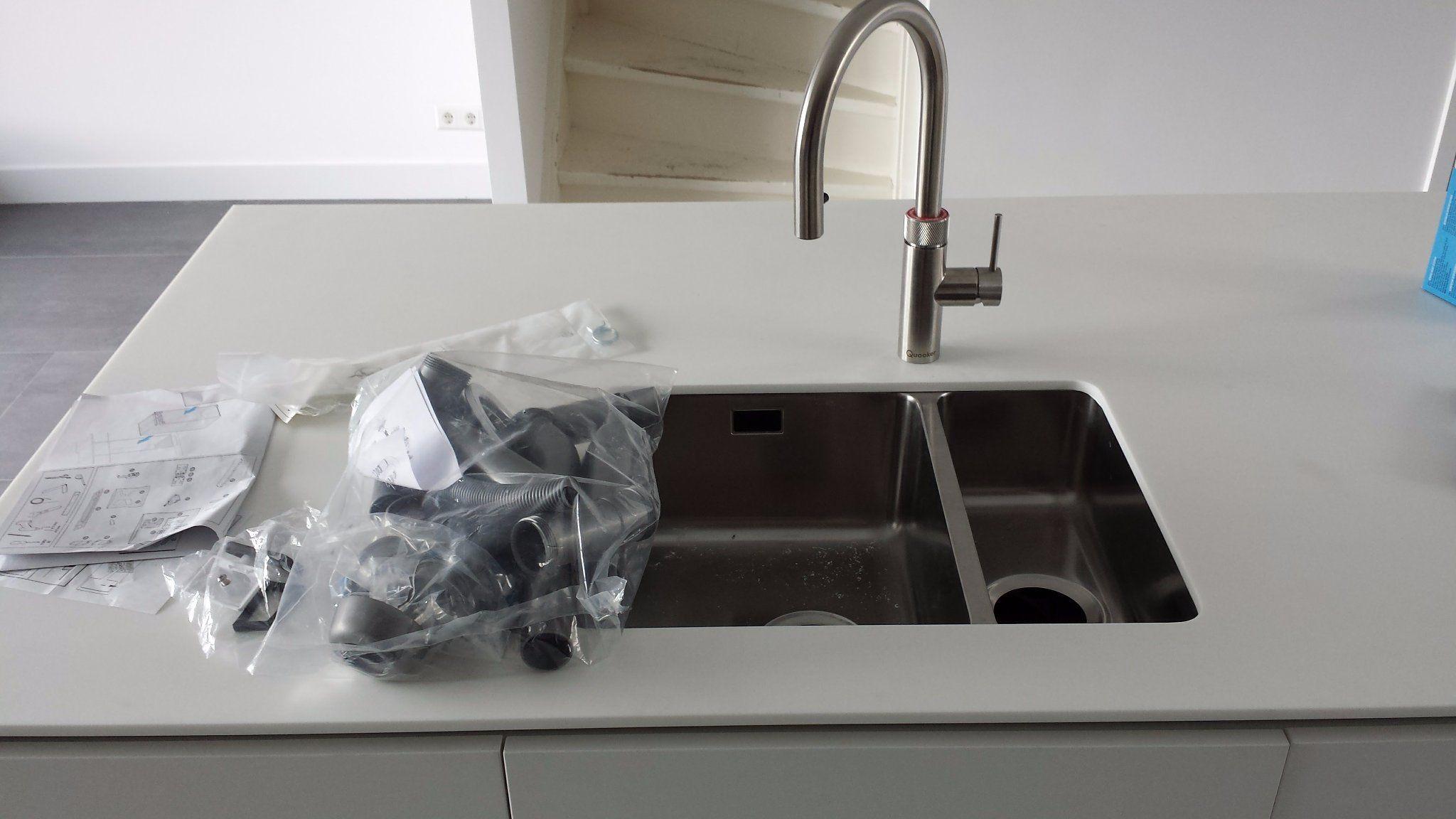 Vaak Ikea Spoelbak Keuken &BS72