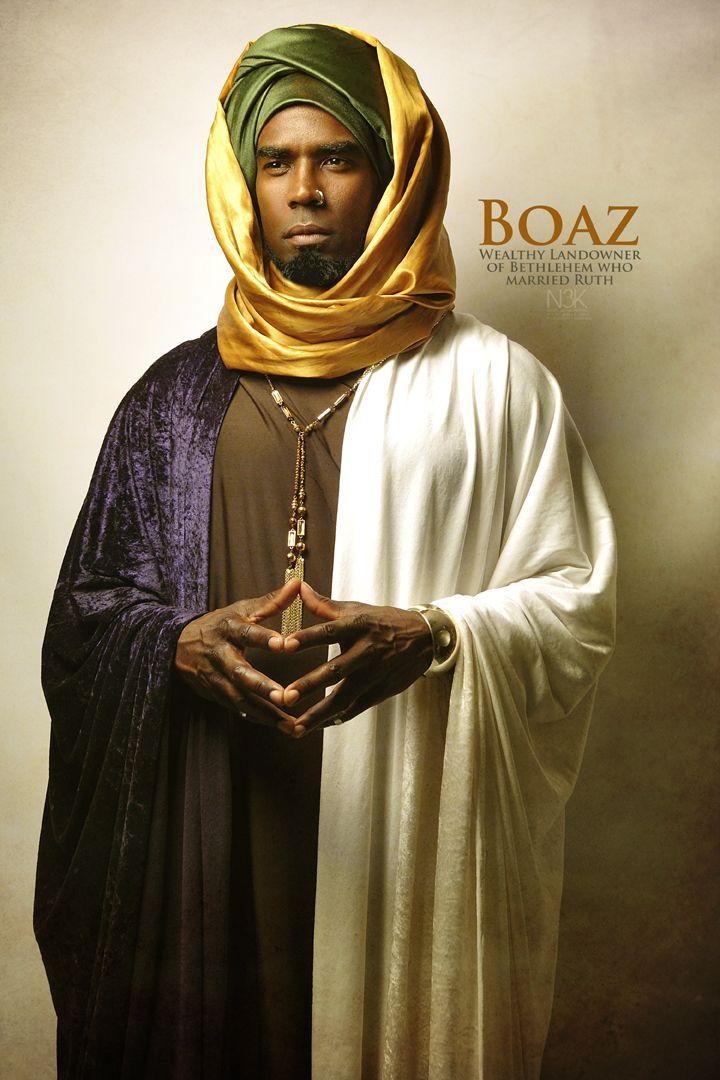 Boaz by International Photographer James C. Lewis ORDER