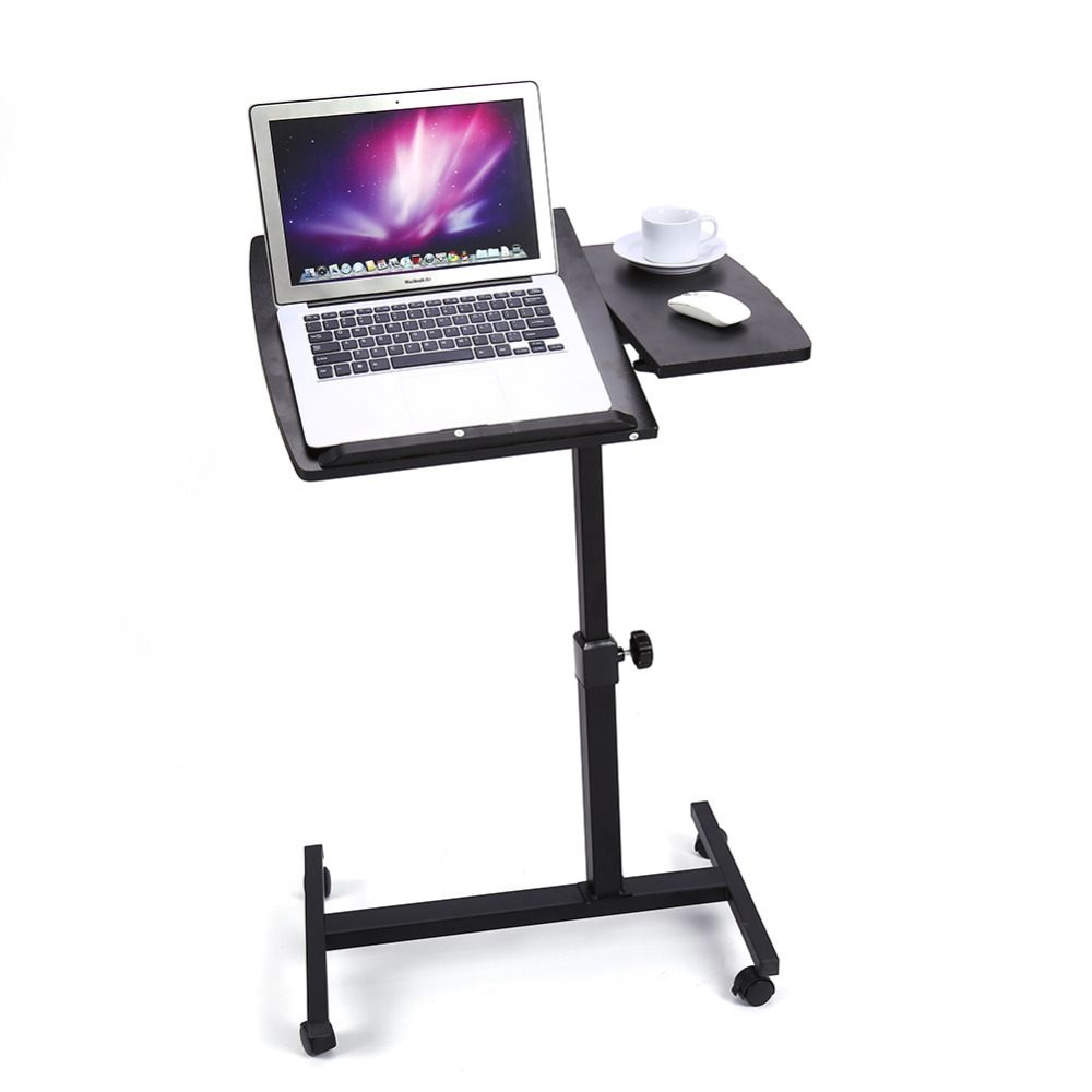 Adjustable Portable Lazy Laptop Desk Stand Sofa Bed Tray Stand