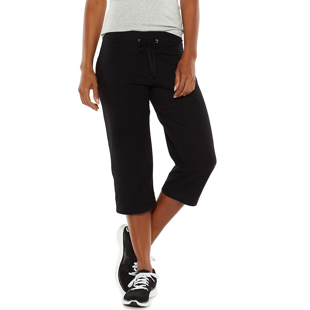 bb233cf1aa Women's Tek Gear® Core Lifestyle Capris | Health | Womens workout ...