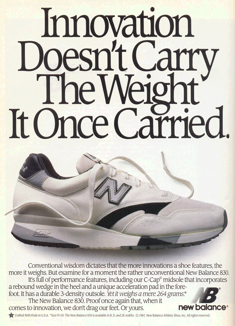 New balance, Sneaker posters, Nike ad