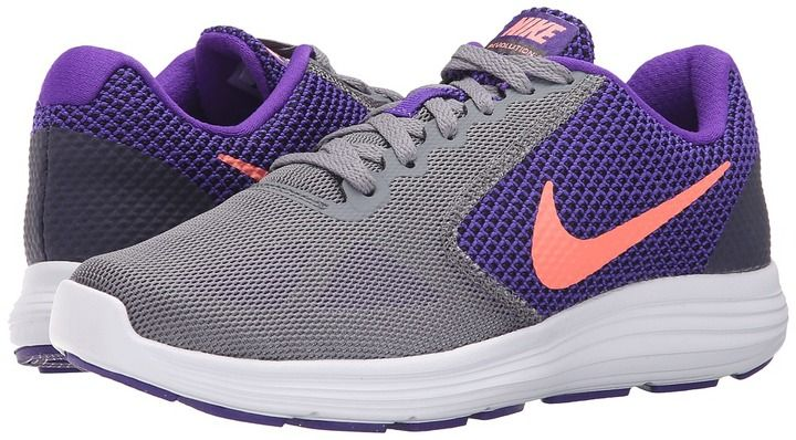 85f53e7b028 Nike Revolution 3 Purple Grey, Blue And White, Pink, Black, Nike Revolution