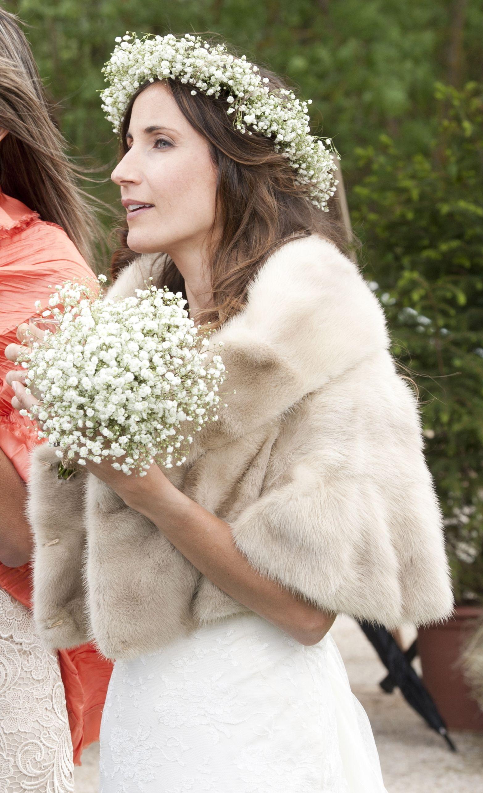 novia con piel4 Más | Novias de Invierno | Pinterest | Novios ...