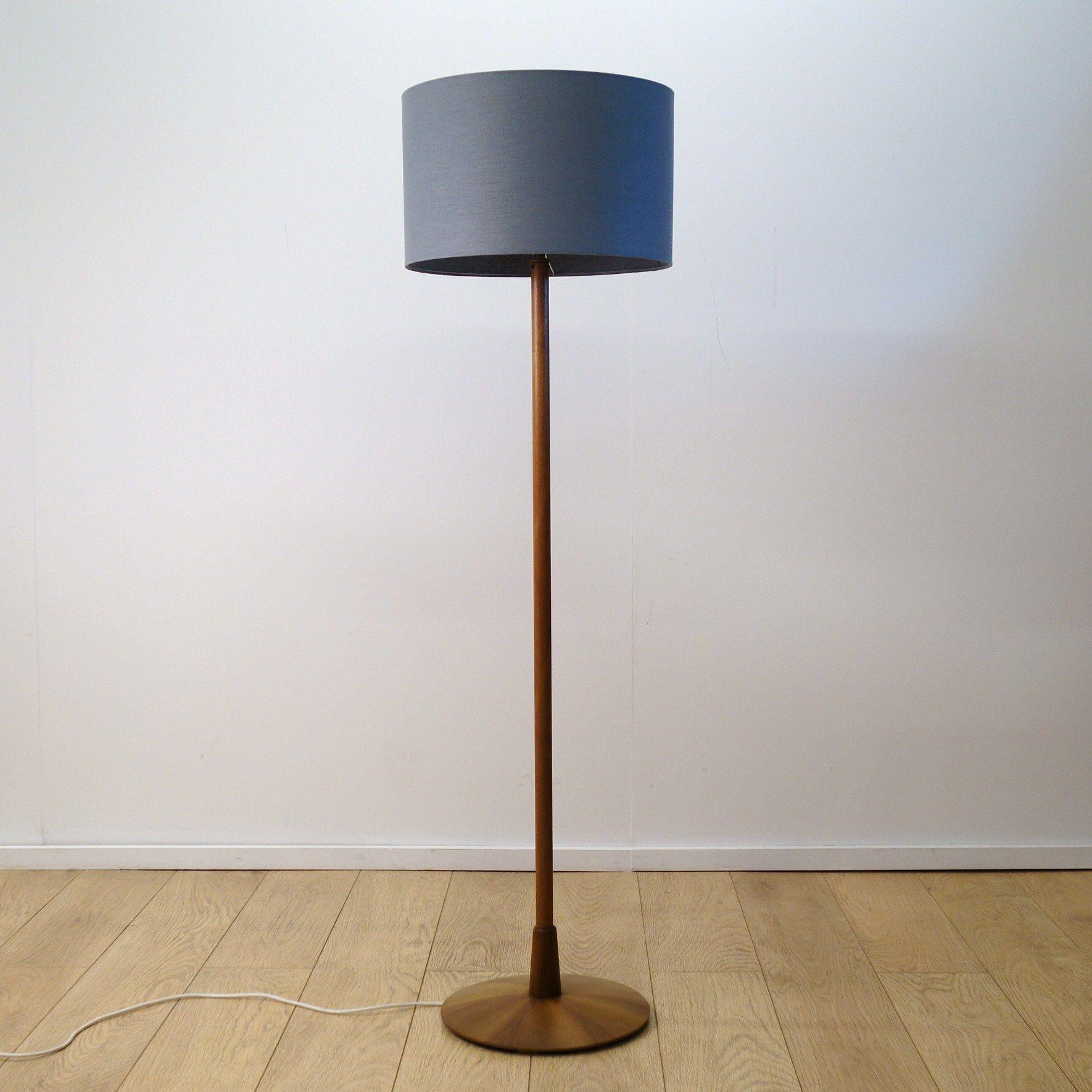 Buy retro 1950s 1960s teak standard lamp from mark parrish for Interior lighting design standards