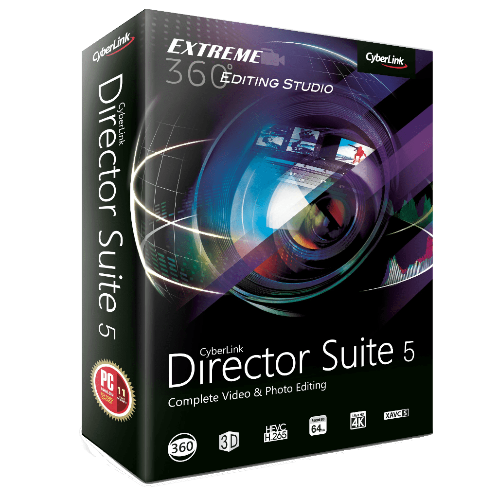 Cyberlink Director Suite 6 Review & Free v5 LE License