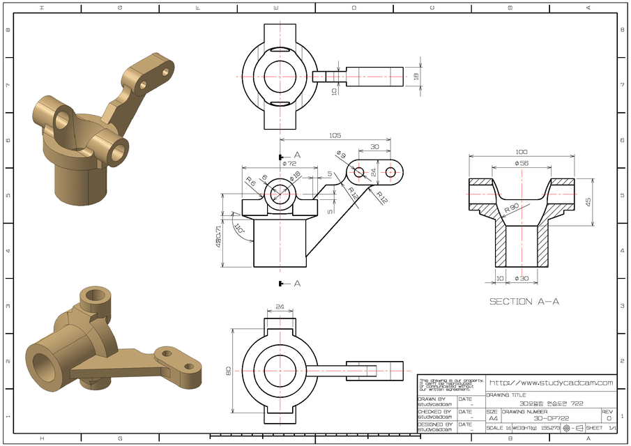 Pin On Cad Practice