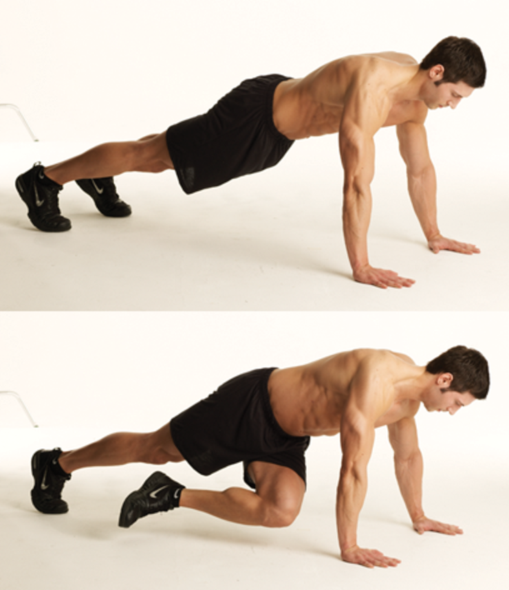 3 minute workout before bed(belly)