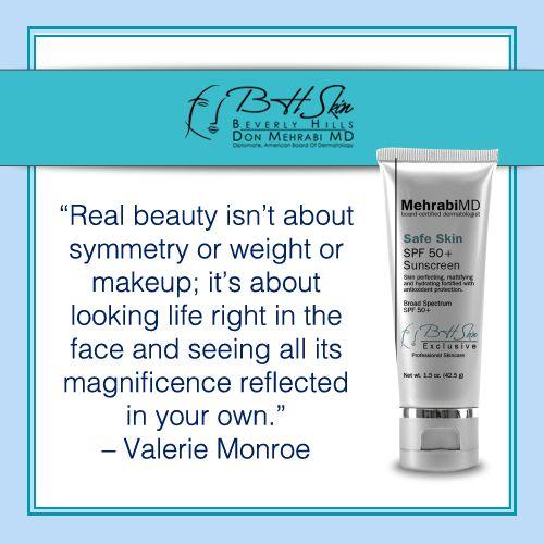 Find your true beauty  #RealBeauty #YouAreBeautiful #BHSkin