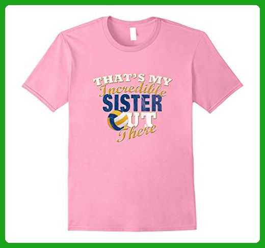 54a665bf9 Mens Distressed Funny Volleyball Brother or Sister Quote T Shirt Medium  Pink - Relatives and family shirts (*Amazon Partner-Link)