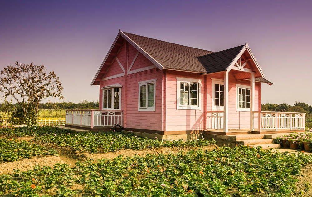 Gartenhaus Anstreichen Welche Farben Kommen In Frage