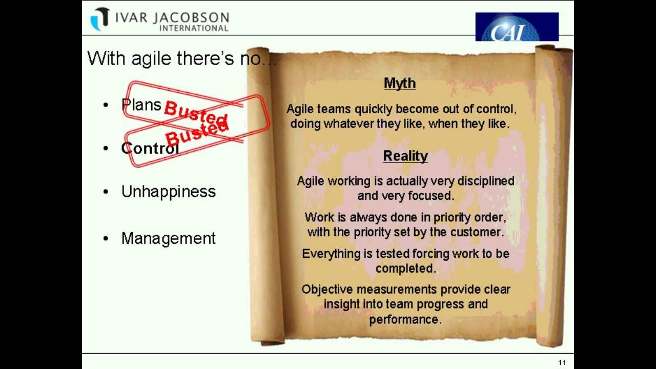 Planning Agile and Iterative Projects http://www.itmpi.org/subscribe  In this webinar, Ian Spence introduces a proven, scalable approach to planning and managing iterative projects that improves agility and control while satisfying the needs of developers, managers, and the business. The techniques are easy to understand and easy to use with any agile methodology. This webinar will help you better understand how to plan agile and iterative projects.  http://www.itmpi.org/subscribe